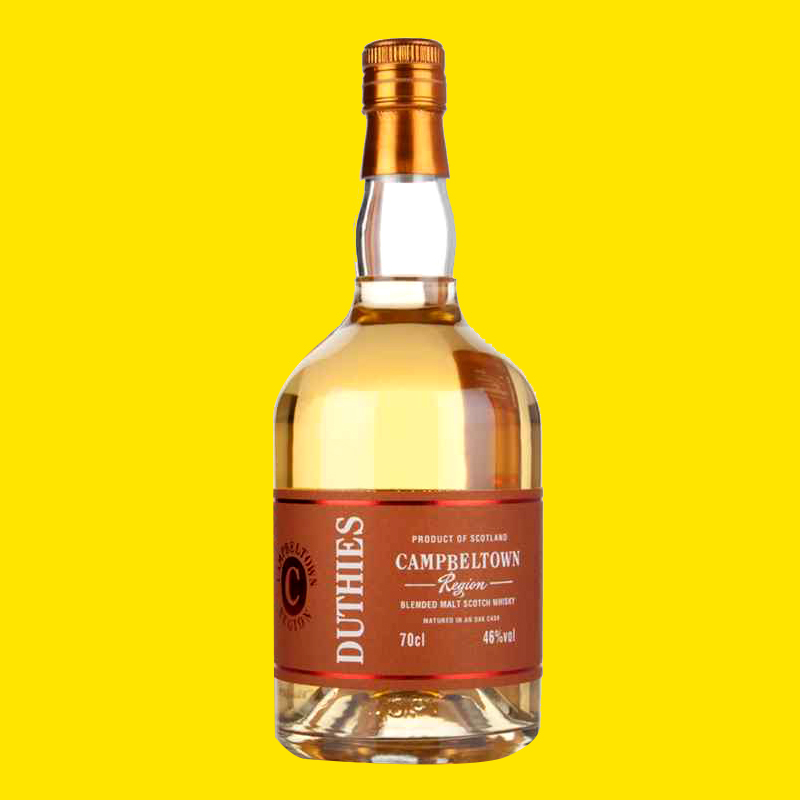 Duthies Campbeltown Malt Whisky