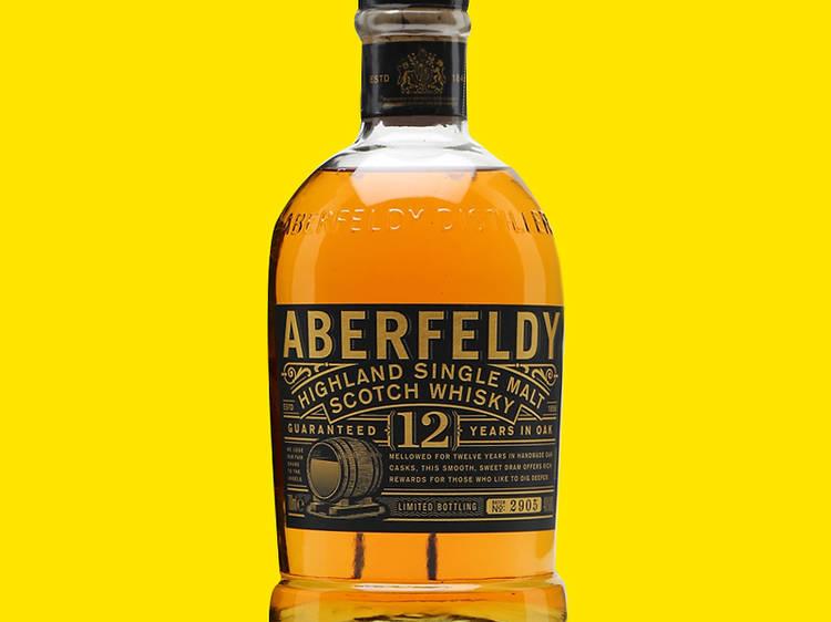 Aberfeldy 12 Year Old Single Malt (Highland)