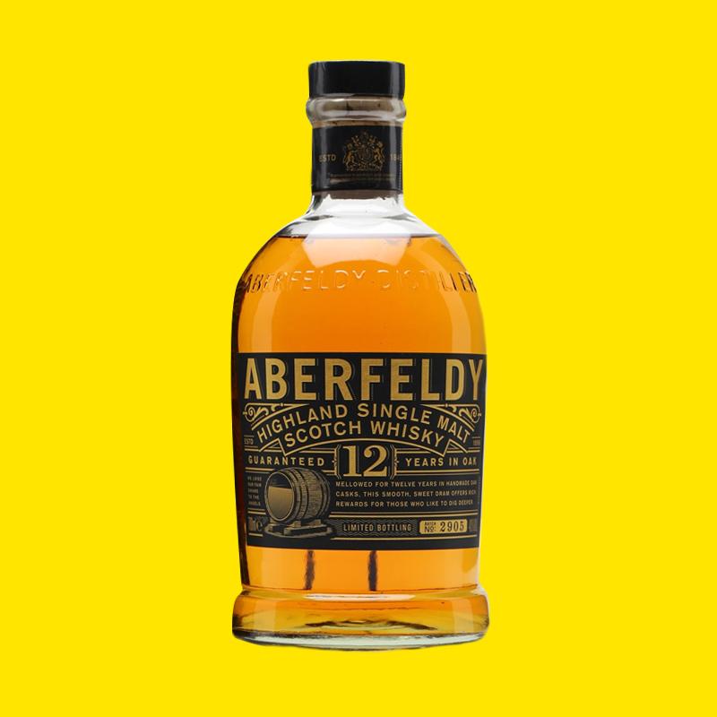 Aberfeldy 12 Year Old Single Malt