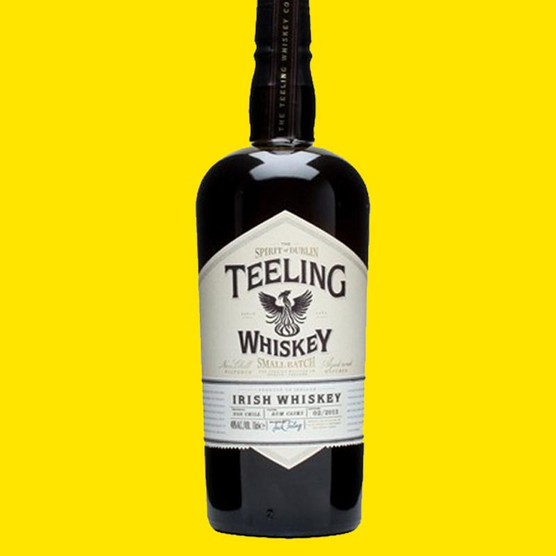 Teeling Small Batch Blended Irish Whiskey