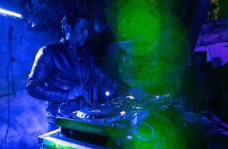 Art-Net fiestas de techno con dj