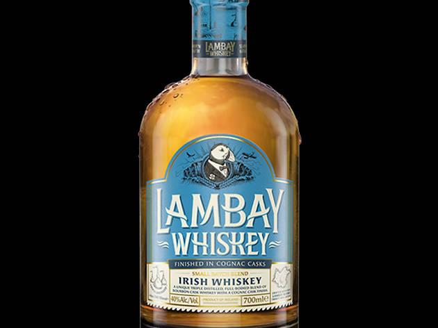 Lambay Small Batch Blend whisky