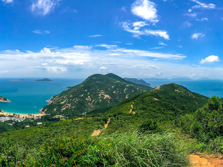 The 14 best Hong Kong hiking trails
