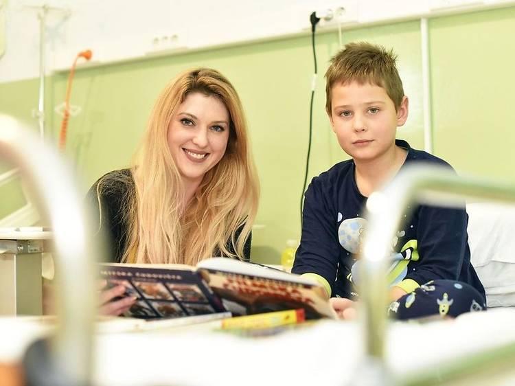 'Pride of Croatia' award goes to children's charity 'Teta Pričalica'