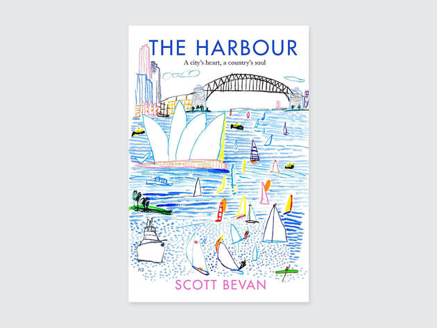 The Harbour, by Scott Bevan, book cover