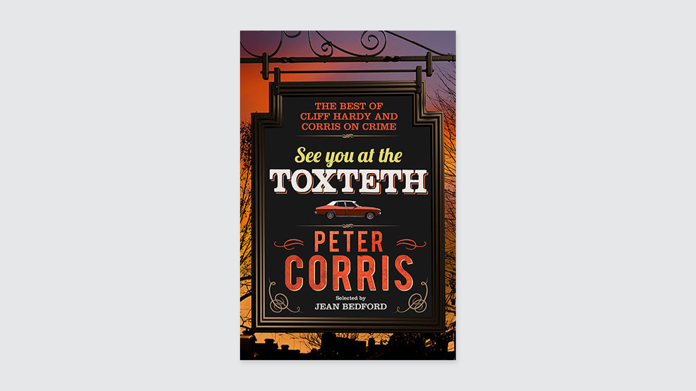 See You at the Toxteth, by Peter Corris, book cover