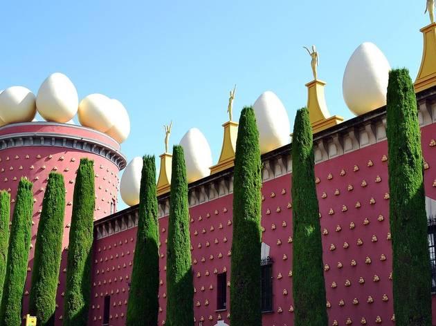 Teatro-Museo Dalí, Girona