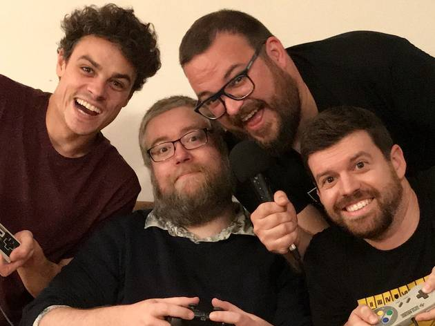 Podcast Freaks and Bits