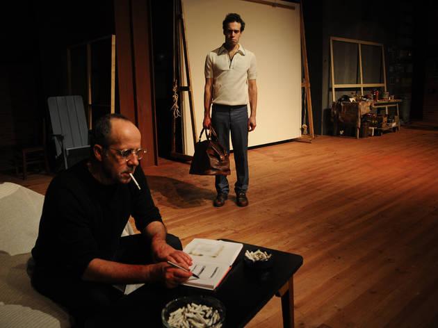 Vermelho – Teatro Aberto