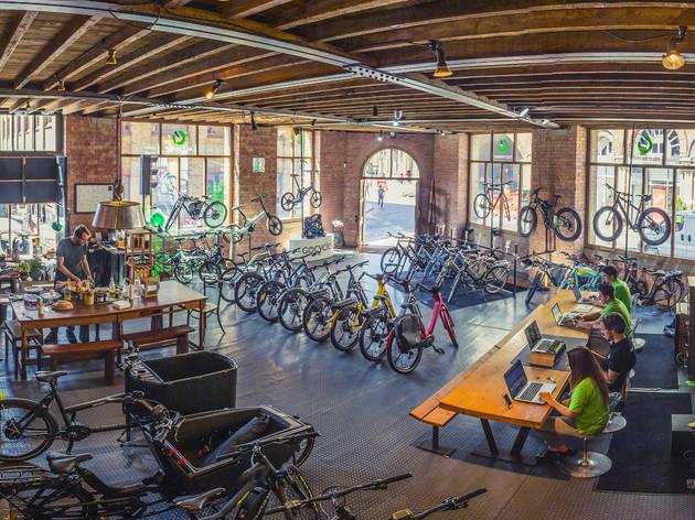e-bike shop Fully Charged