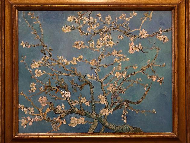 'Almond Blossom' (1890), Van Gogh