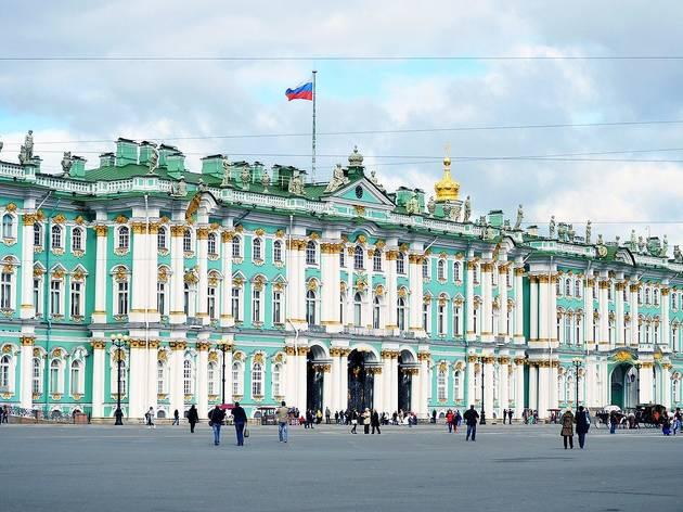 Hermitage Museum, São Petersburgo