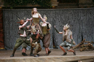 A Midsummer Night's Dream, Shakespeare's Globe, 2013