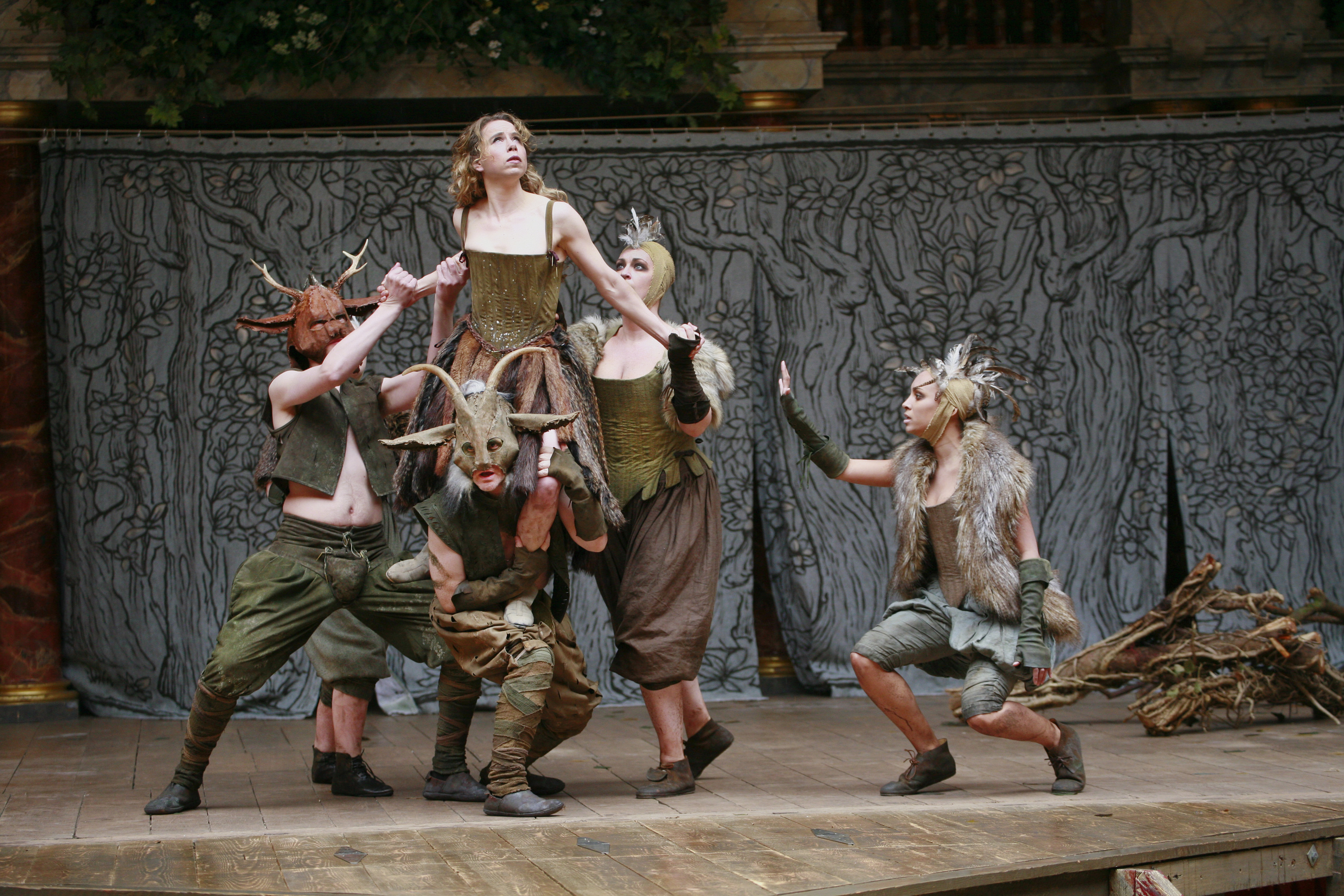 The Globe offers a new Shakespeare play every fortnight