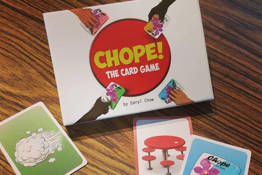 Chope! The Card Game