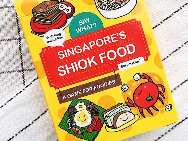 Say What? Singapore's Shiok Food