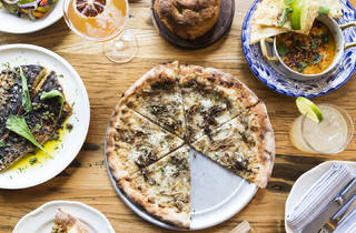 etta, jaclyn rivas, food, restaurant, wicker park, pizza