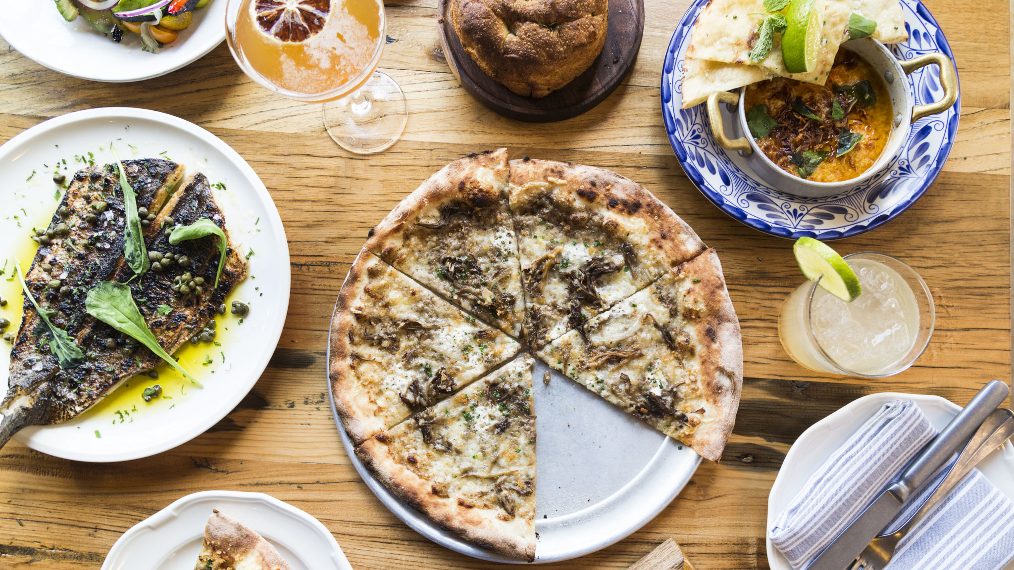 etta, jaclyn rivas, food, restaurant, wicker park, pizza