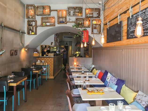 Restaurante, Shiko, Cozinha Japonesa