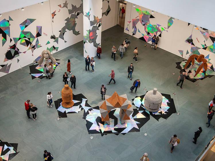 MoMA has free family activities