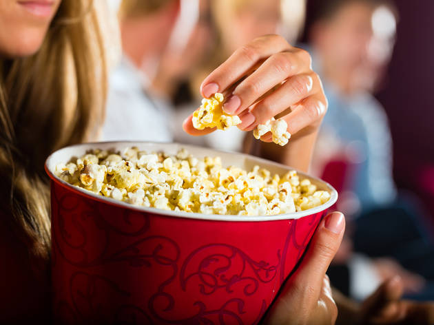 This Brooklyn movie theater is offering popcorn for at-home movie nights