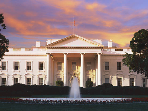 You can take a virtual tour of the White House