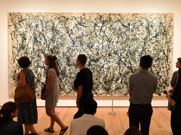 MoMA has free online art courses you can take from home