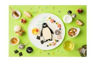 Suicaのペンギン アフタヌーンティー