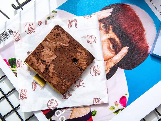 Brainwake brownie