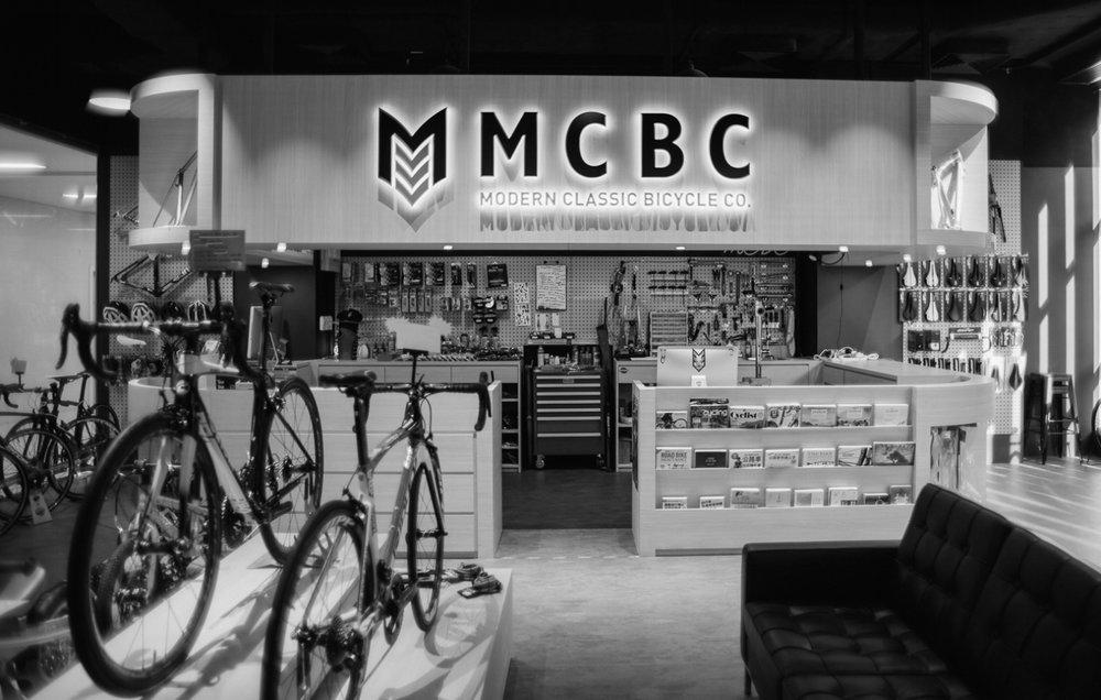 Modern Classic Bike Co. Interior