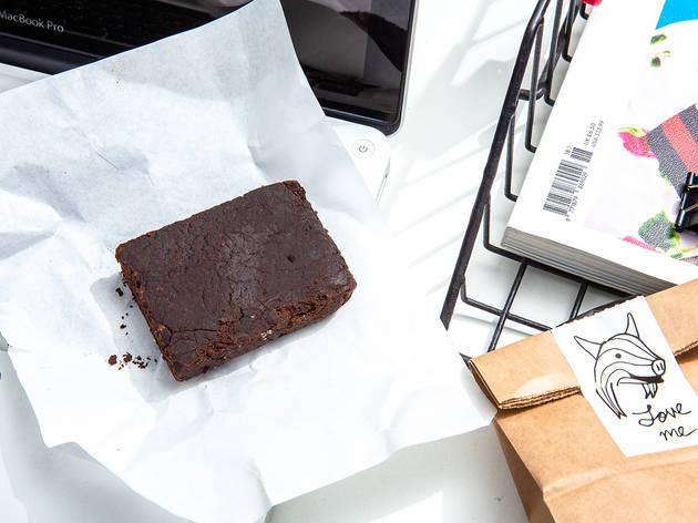 Veganerie brownie
