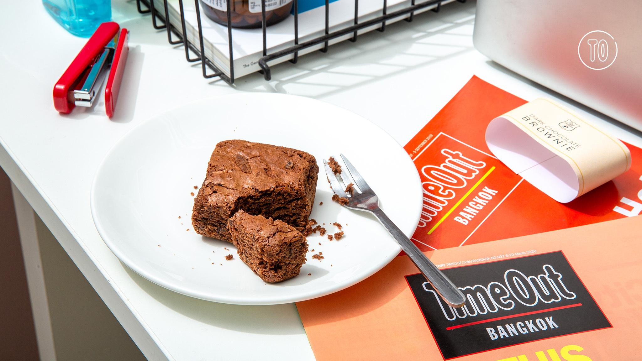 brownie duc de paslin