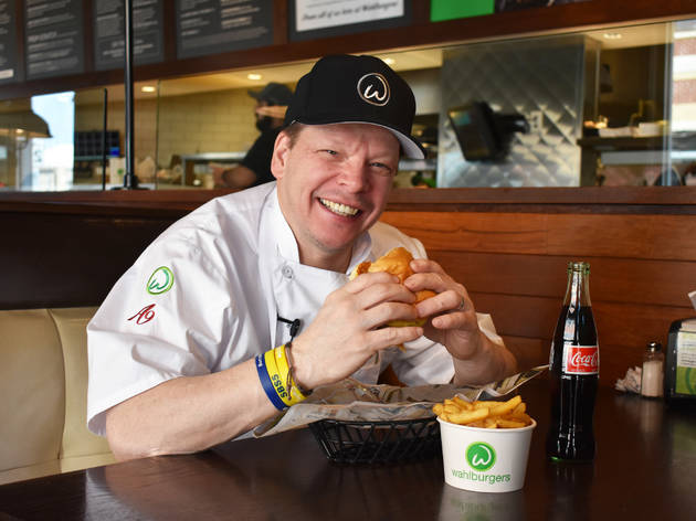 Checking in with: Paul Wahlberg of Wahlburgers