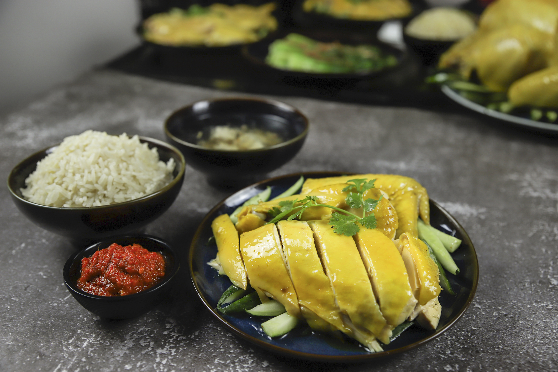 Brother Cheng's Chicken Rice