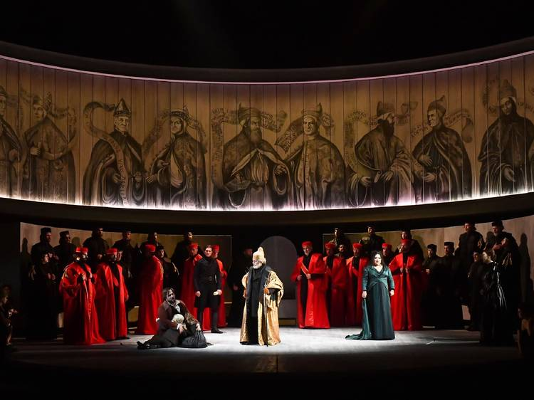 Stream classic operas by Verdi, Mozart and Puccini for free