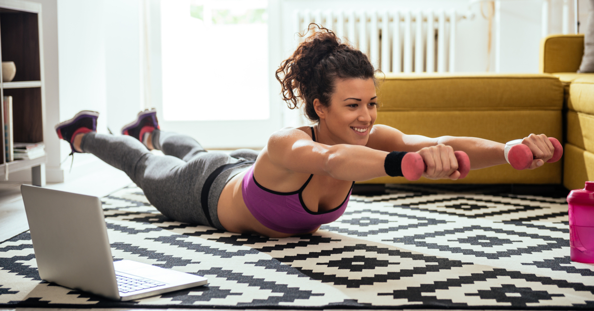 Unlimited live and on-demand fitness classes for £1