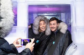 Photograph: Ice Bar