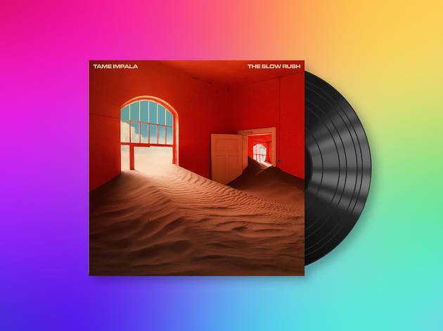The Slow Rush, el nuevo disco de Tame Impala