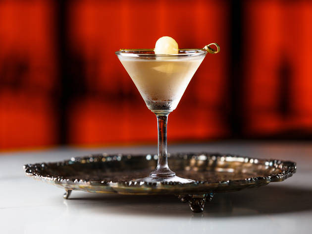 valerie, martini, gibson, cocktail, drink, bar, new york