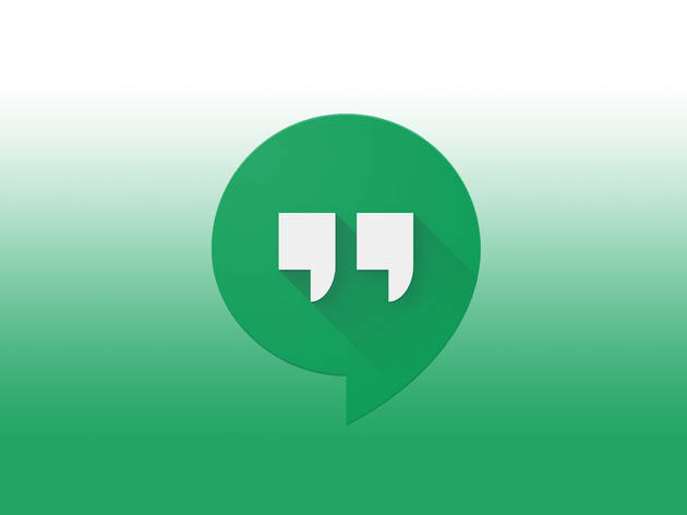 Icon for video call app Google Hangouts