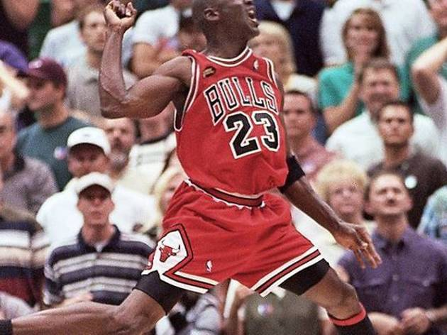 Michael Jordan doc will be released early