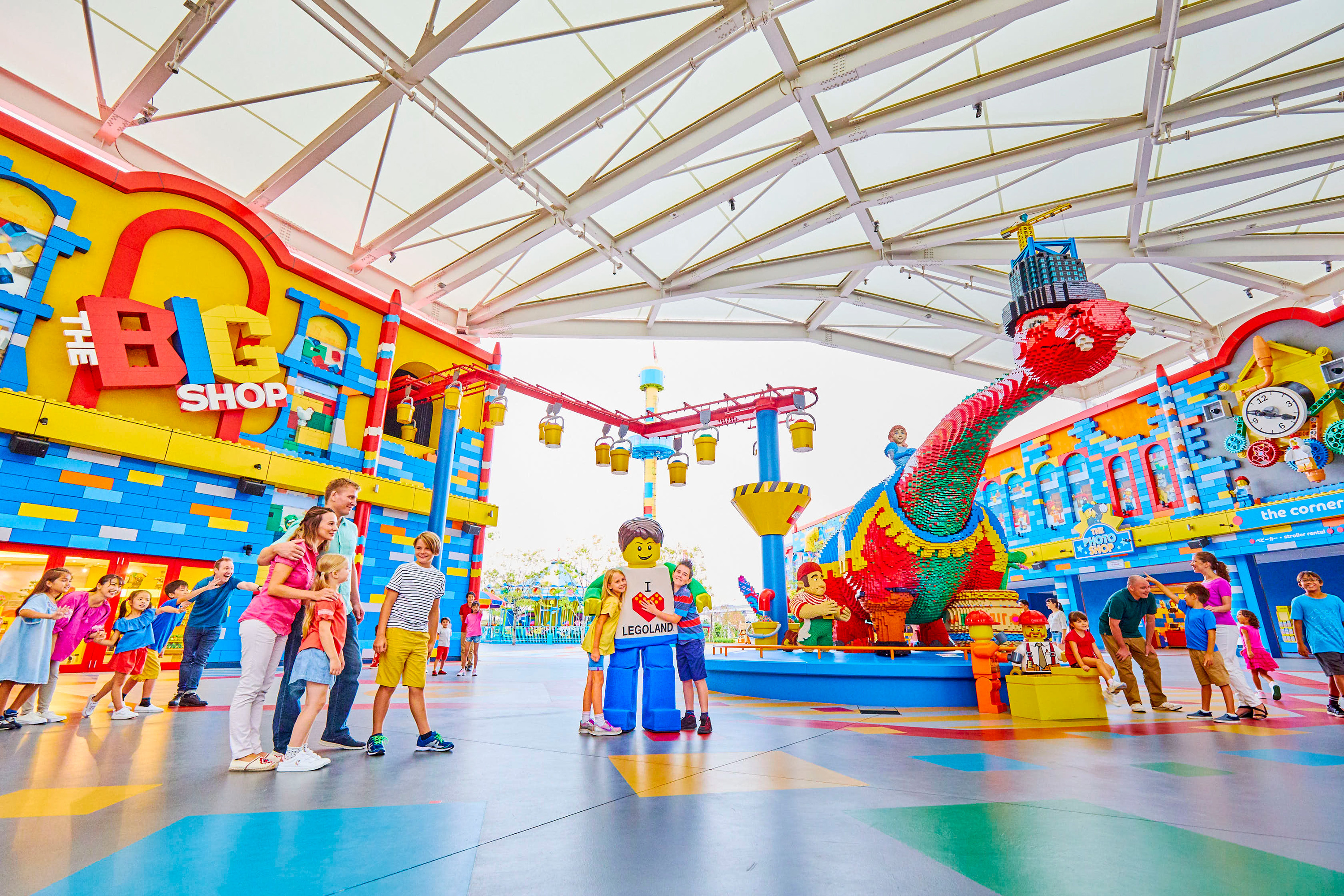 LEGOLAND New York postpones its grand opening by one year