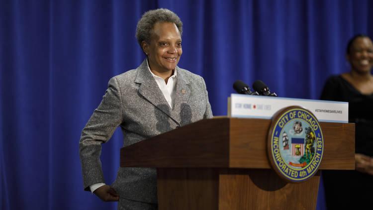 Lori Lightfoot, Chicago mayor