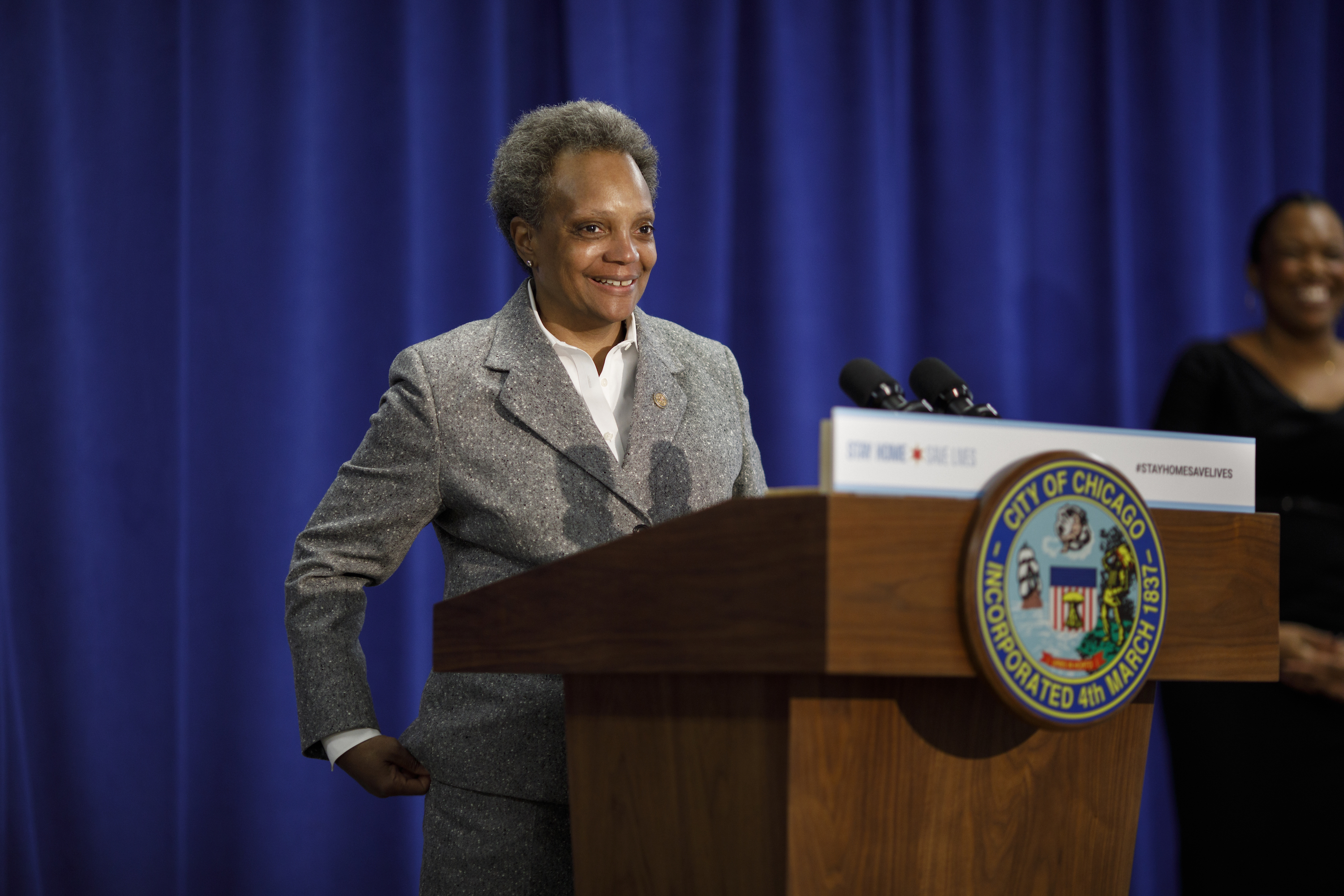 Hilarious Memes Of Mayor Lori Lightfoot Protecting Chicago Are Exactly What We Need Right Now