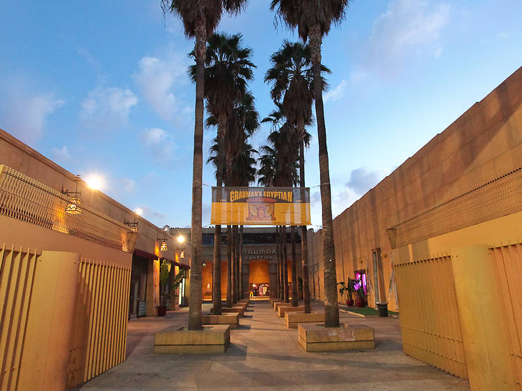 Egyptian Theatre, Los Angeles