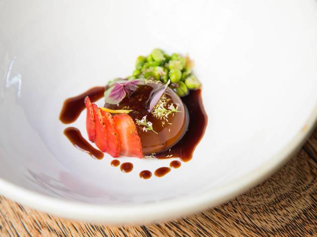 Restaurantes de alta cocina con servicio a domicilio en la CDMX