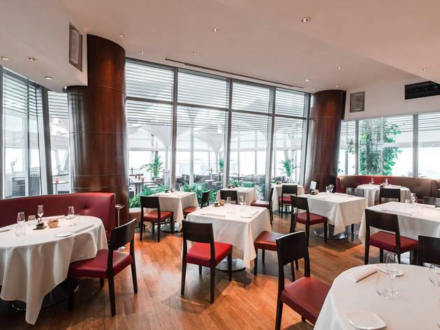 Zafferano dining room