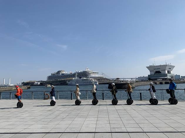 Yokohama Segway Tour