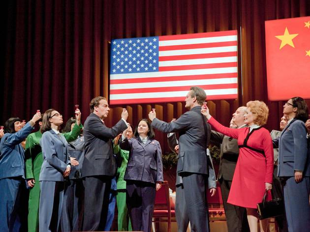 Nixon in China/Metropolitan Opera