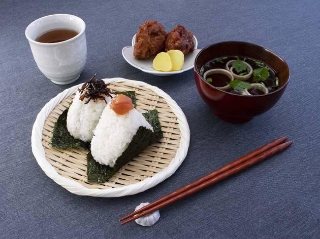 Onigiri Cafe Umeno